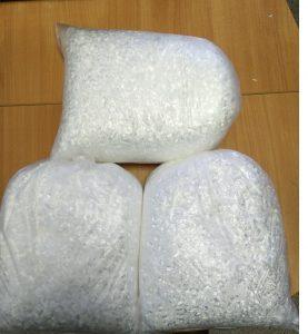 Фибра полипропиленовая в пакетах