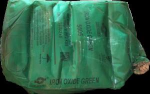Пигмент зеленый китайский 5605