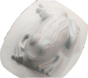 форма - лягушка