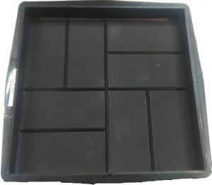 Форма 8 кирпичей