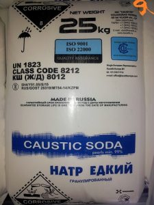 Сода каустическая в Саратове